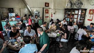 Menelusuri Poros Kopi Sumatera, Medan