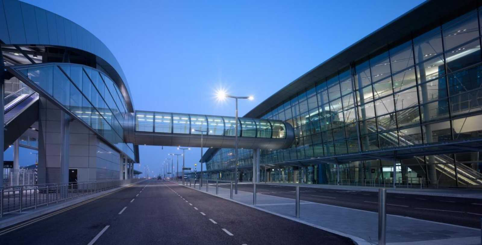 Architecture Now And The Future Dublin Airport Terminal 2