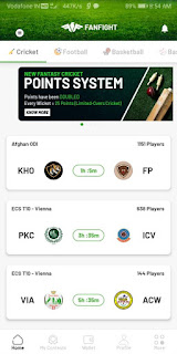 FanFight Fantasy Cricket