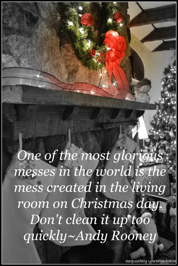 Christmas Quote Andy Rooney