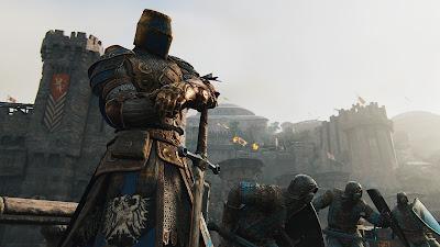 La cadena de tiendas GAME anunció la disponibilidad de For Honor