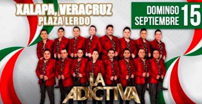 fiestas patrias Xalapa 2019