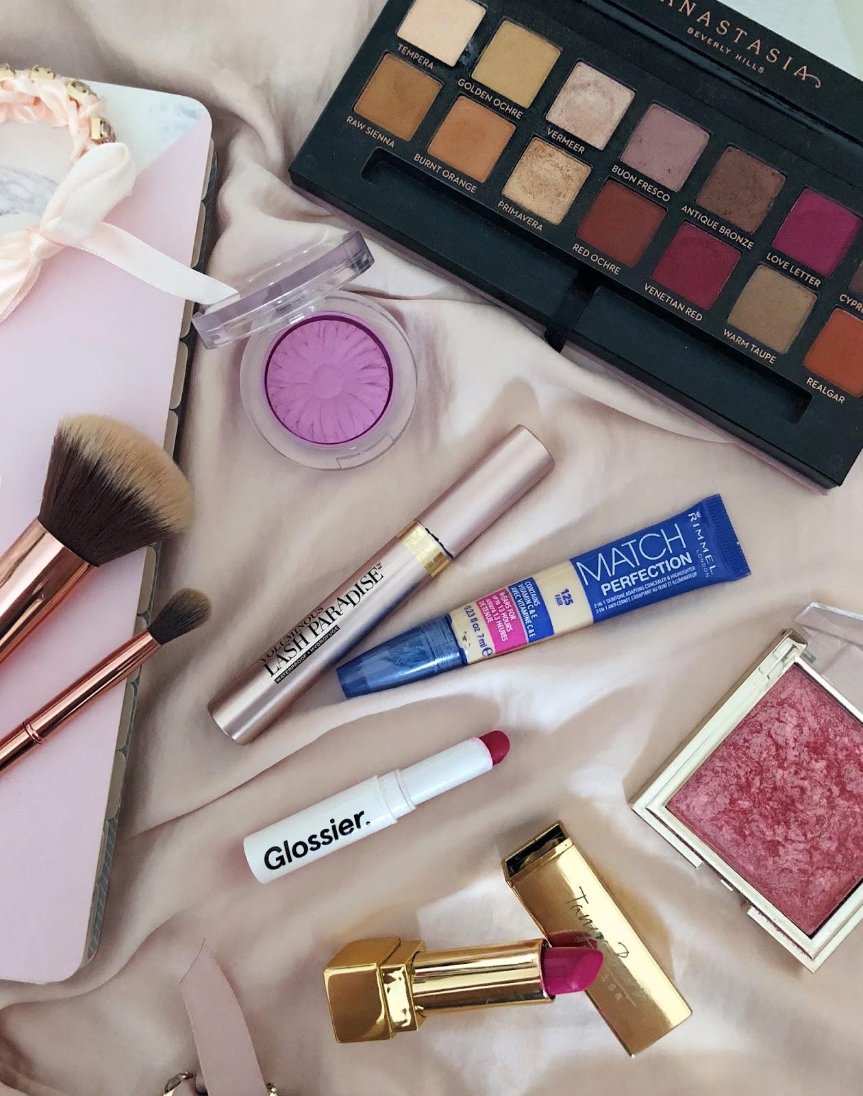 best of beauty 2017 modern renaissance tanya burr mascara brush zoeva glossier loreal clinique makeup beauty bblogger canadian blogger fashion fblogger favourites favorites