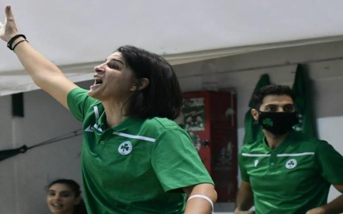 Καπογιάννη: «Πάντα το πράσινο χρώμα και το τριφύλλι θα παίζει ρόλο…»- Παντελάκης: «Xάσαμε μετά από πέντε χρόνια στην Ελλάδα»-Ριντ: «Πολύτιμη νίκη»-Νικολοπούλου: «Κακή ήττα»-Ολο το μεγάλο ντέρμπι σε μαγνητοσκόπηση