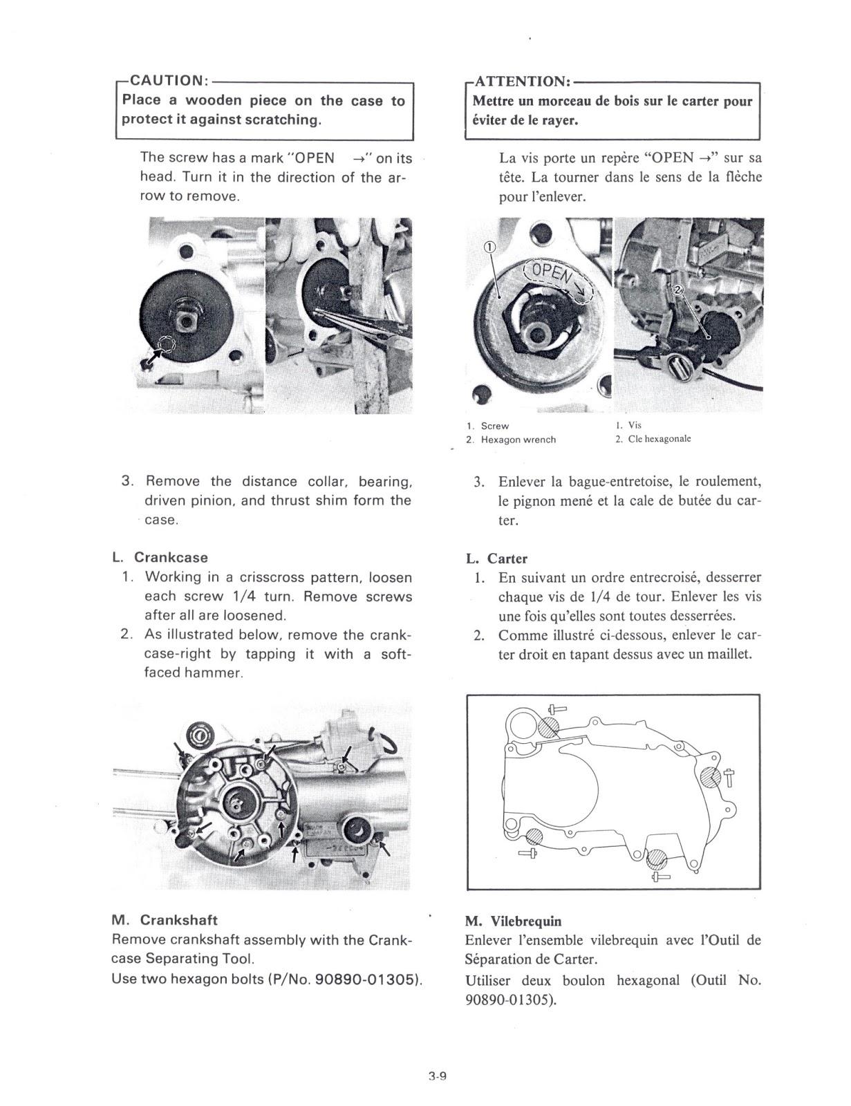 Yamahopper manual free
