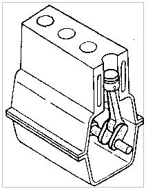 Blok silinder tipe sebaris