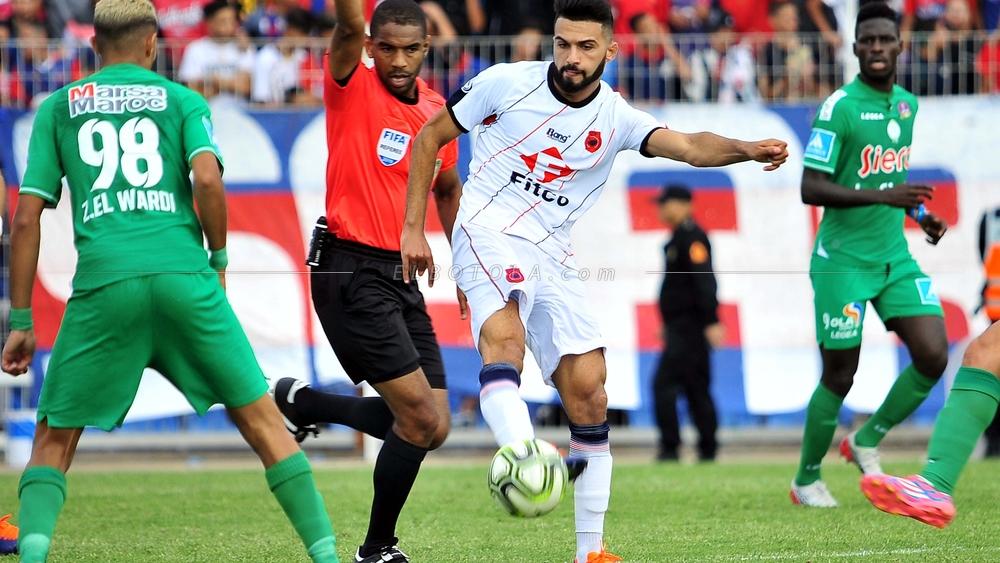 نتيجة مباراة الترجي وأولمبيك آسفي بتاريخ 03-11-2019 البطولة العربية للأندية