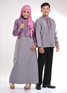 model baju batik sarimbit,Baju Muslim Sarimbit,baju batik sarimbit,Model Baju Muslim,model baju,