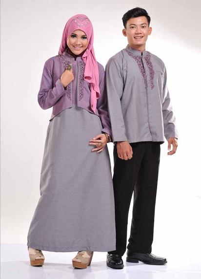 Tips dan Contoh Model Baju Muslim Sarimbit