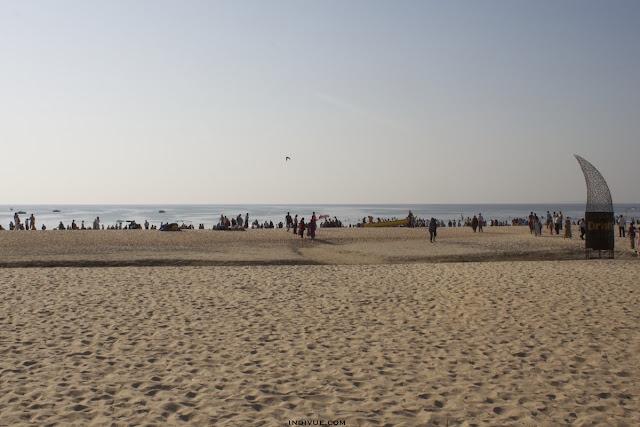 Colva Beach Intian Goassa