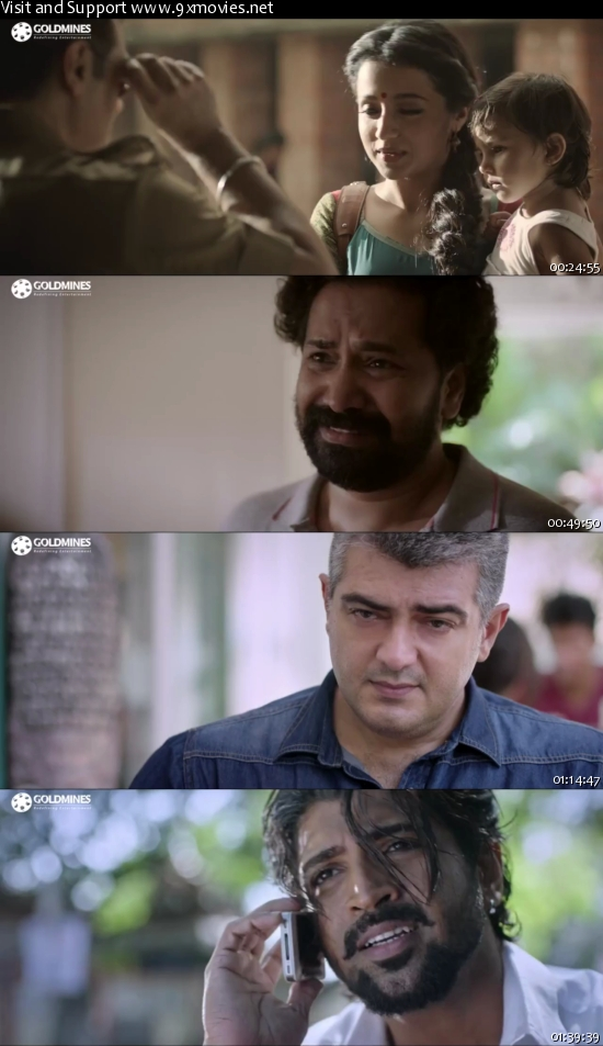 Satyadev The Fearless Cop 2016 Hindi Dubbed 720p HDRip