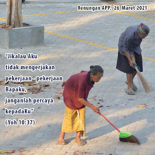 Renungan APP tgl 26 April 2021