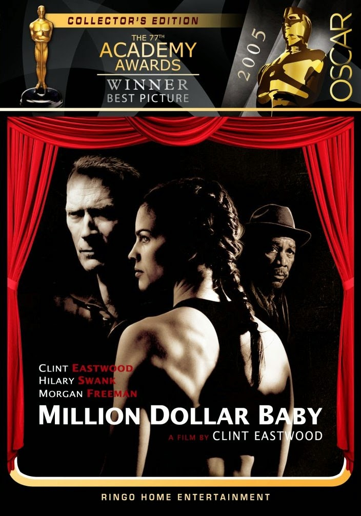 77 oscar en iyi film odulu million dollar baby