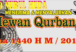 Kumpulan Desain Spanduk Baliho Banner Hari Raya Idul Adha 1440 H