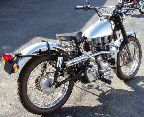 Slo Craigslist: Royal Enfield Motorcycles For Sale: 1956 Indian Single