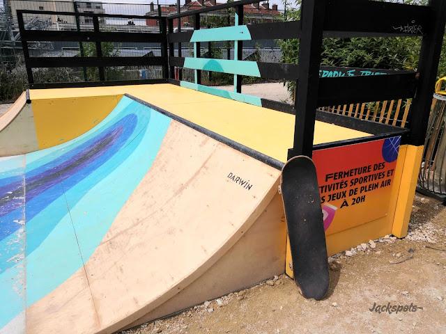 skatepark wonderland vincennes