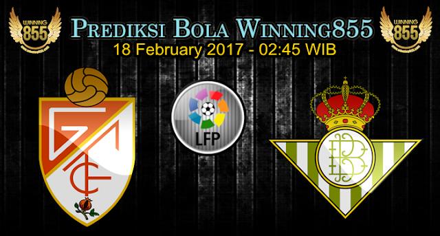 Prediksi Bola Granada vs Real Betis