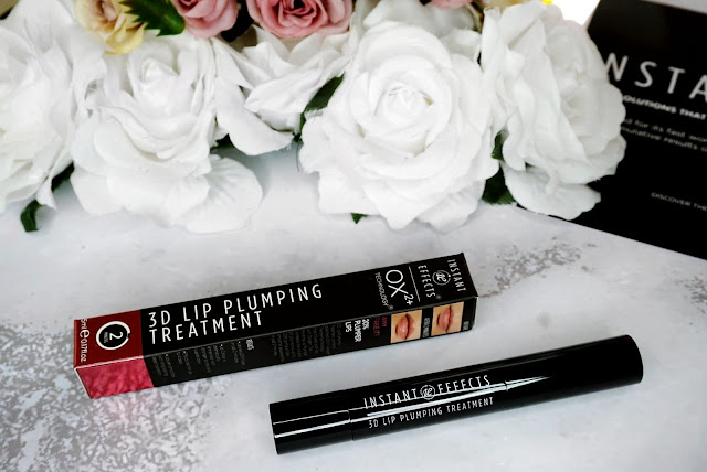 3D LIP PLUMPING TREATMENT my instant effects review
