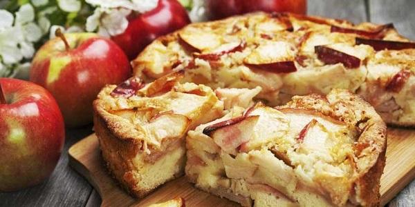 Receta de Bizcocho de Avena, Manzana y Plátano - Sin Azúcar
