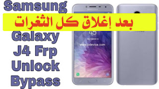 Samsung Galaxy J4 Frp Unlock Bypass Google Account