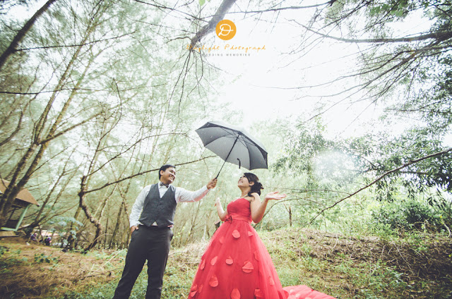 foto prewedding outdoor di jogja