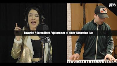 DAYMARA - FAVORITO - COMO LLORA - QUIERO SER TU AMOR