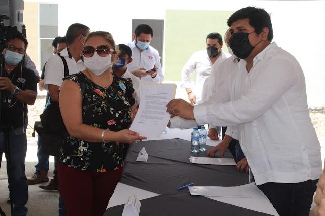 Anuncia Infonavit Yucatán beneficios para terrenos ejidales