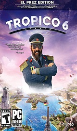 Tropico 6 El Prez Edition v.10 (97) + 3 DLCs – Download Torrents PC
