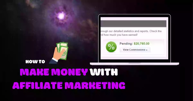 How much do you earn per visitor with an affiliate website, articles, affiliate links and sales?