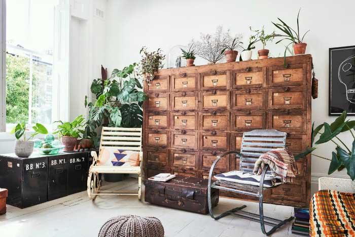 estilo vintage en decoración, como crear el ambiente perfecto