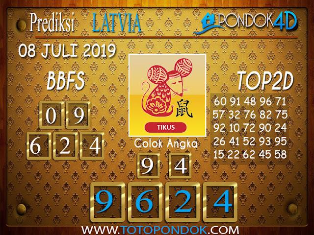 Prediksi Togel Latvia Pools 07 Juli 2019