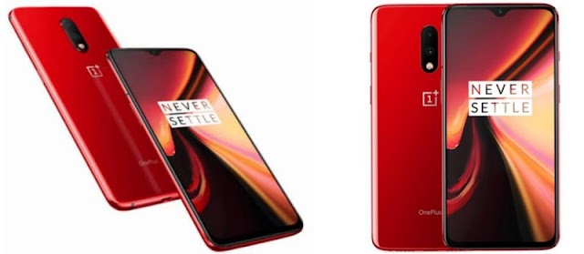OnePlus 7 Red unveiled in India