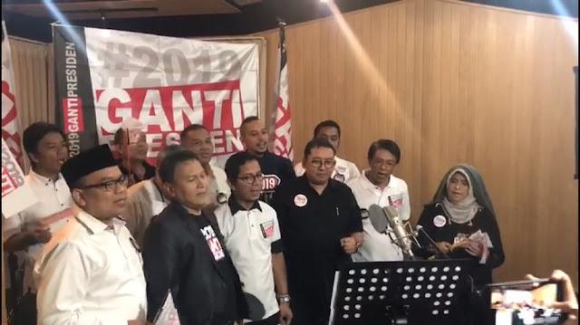 Pecahh! Video Klip #2019GantiPresiden Resmi Di Launching, Keren Abis!