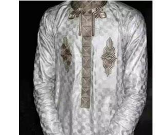 Arewa Kaftan Fashion Design For Wedding Celebration