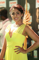 Madhu Shalini Looks Super Cute in Neon Green Deep Neck Dress at IIFA Utsavam Awards 2017  Day 2  Exclusive (44).JPG