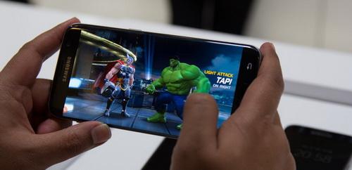 Hasil Kamera Samsung Galaxy S7