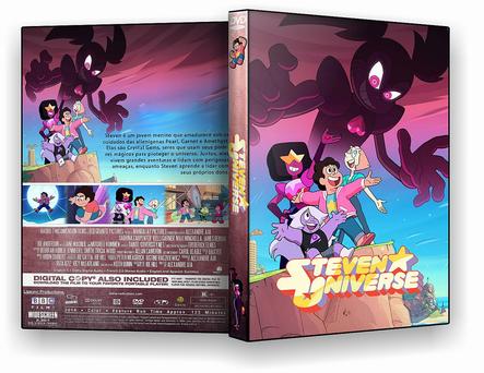 DVD Steven Universo – O Filme (2019) DVD-R AUTORADO