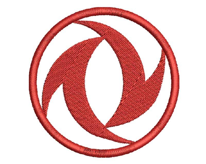 descargar Logo Dongfeng para bordar