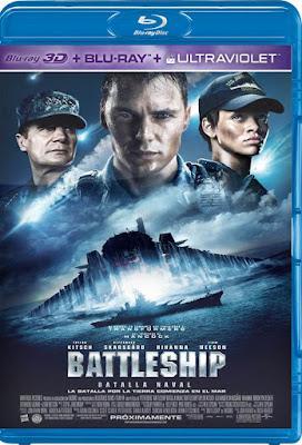 Battleship 2012 BDRip HD 1080p Dual Latino