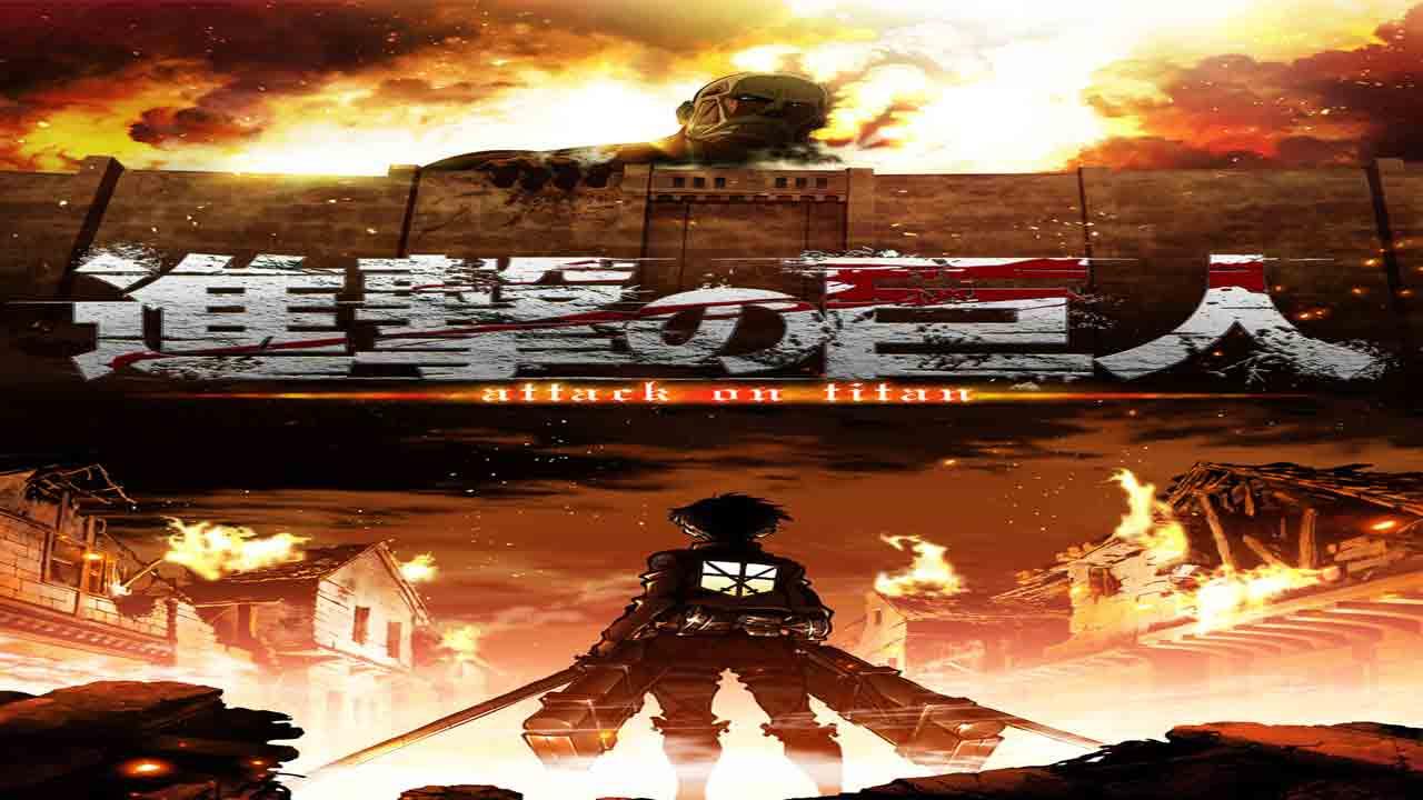 Shingeki no Kyojin BD (Episode 01 – 25) Subtitle Indonesia