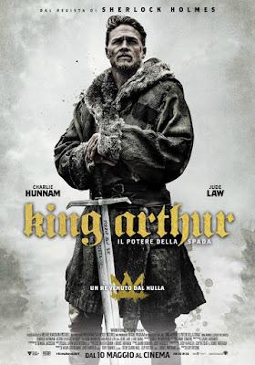 King Arthur: Il Potere Della Spada Ritchie