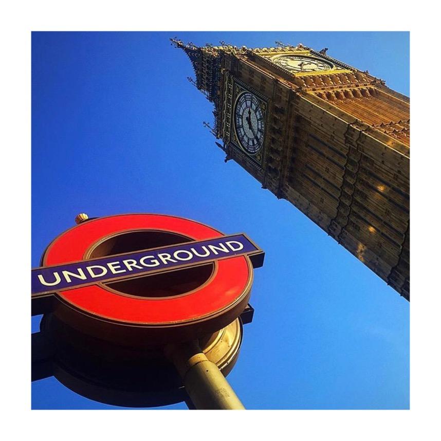 I'm In London!