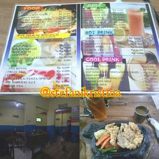 Review Kuliner Ponorogo MC Steak Jalan Pramuka