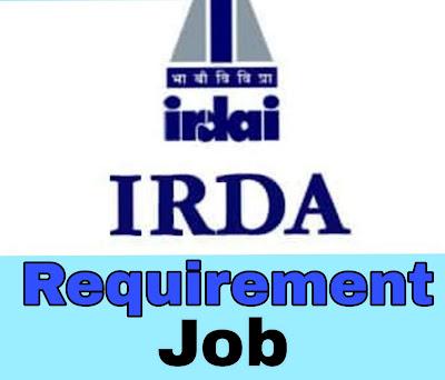 IRDA requirement