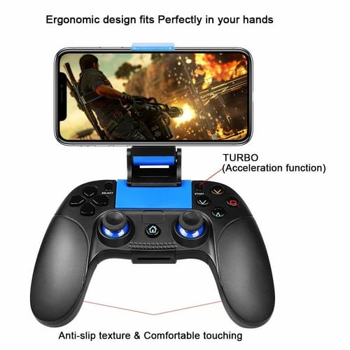Review PowerLead PG8718 Wireless 4.0 Game Controller