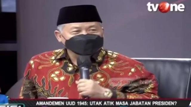 Gaduh Amandemen UUD 1945, PDIP: Dulu Demokrat Wacanakan SBY 3 Periode