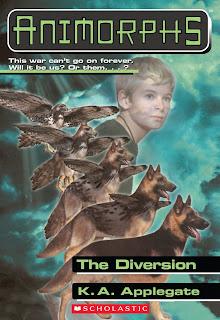 A hawk (Tobias) turns into a dog
