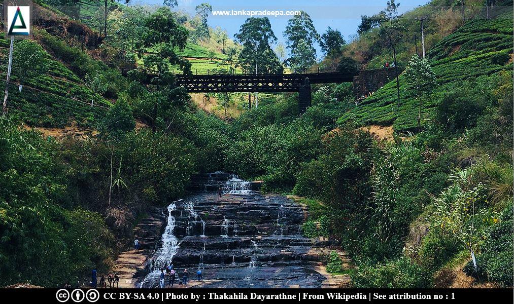 Nanu Oya Ella Falls