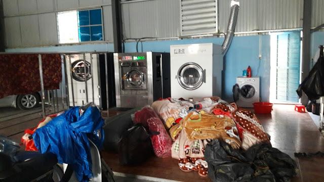 Lợi ích của việc đầu tư máy giặt công nghiệp cho tiệm giặt là không thể phủ nhận