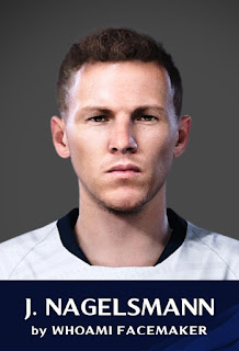 PES 2020 Faces Julian Nagelsmann by WhoamI